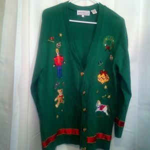 Westbound Christmas Sweater Size Small